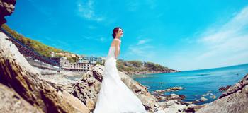 海边拍婚纱照注意事项